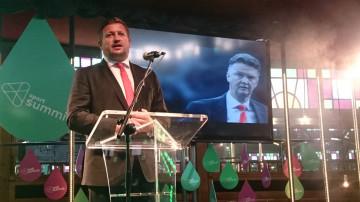 Manchester United managing director Richard Arnold