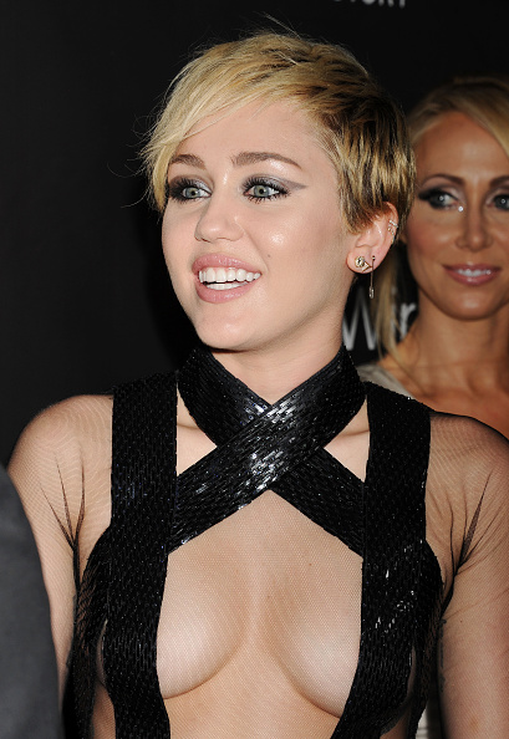 Miley Cyrus Patrick Schwarzenegger