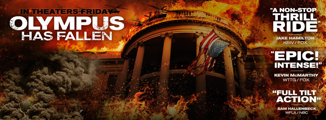 Olympus Has Fallen 2: Plot of Gerard Butler Starrer Sequel 'London Has Fallen' Revealed