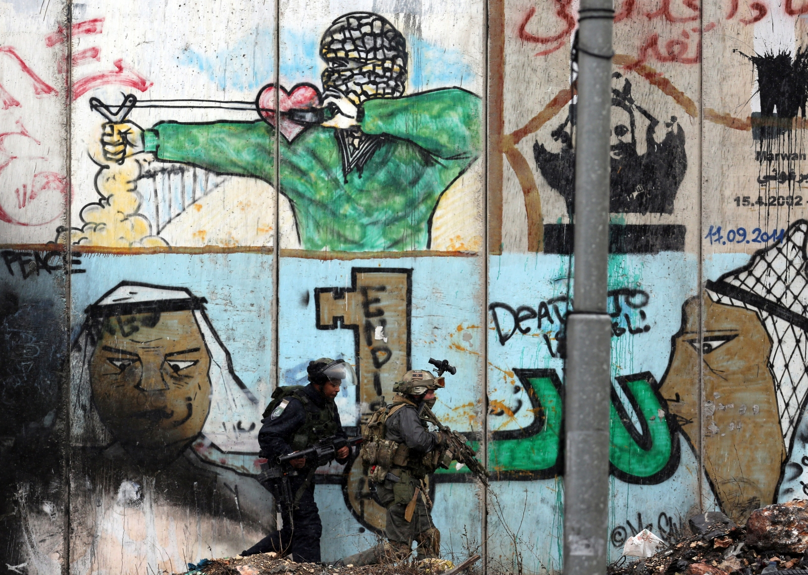 Palestine State UN