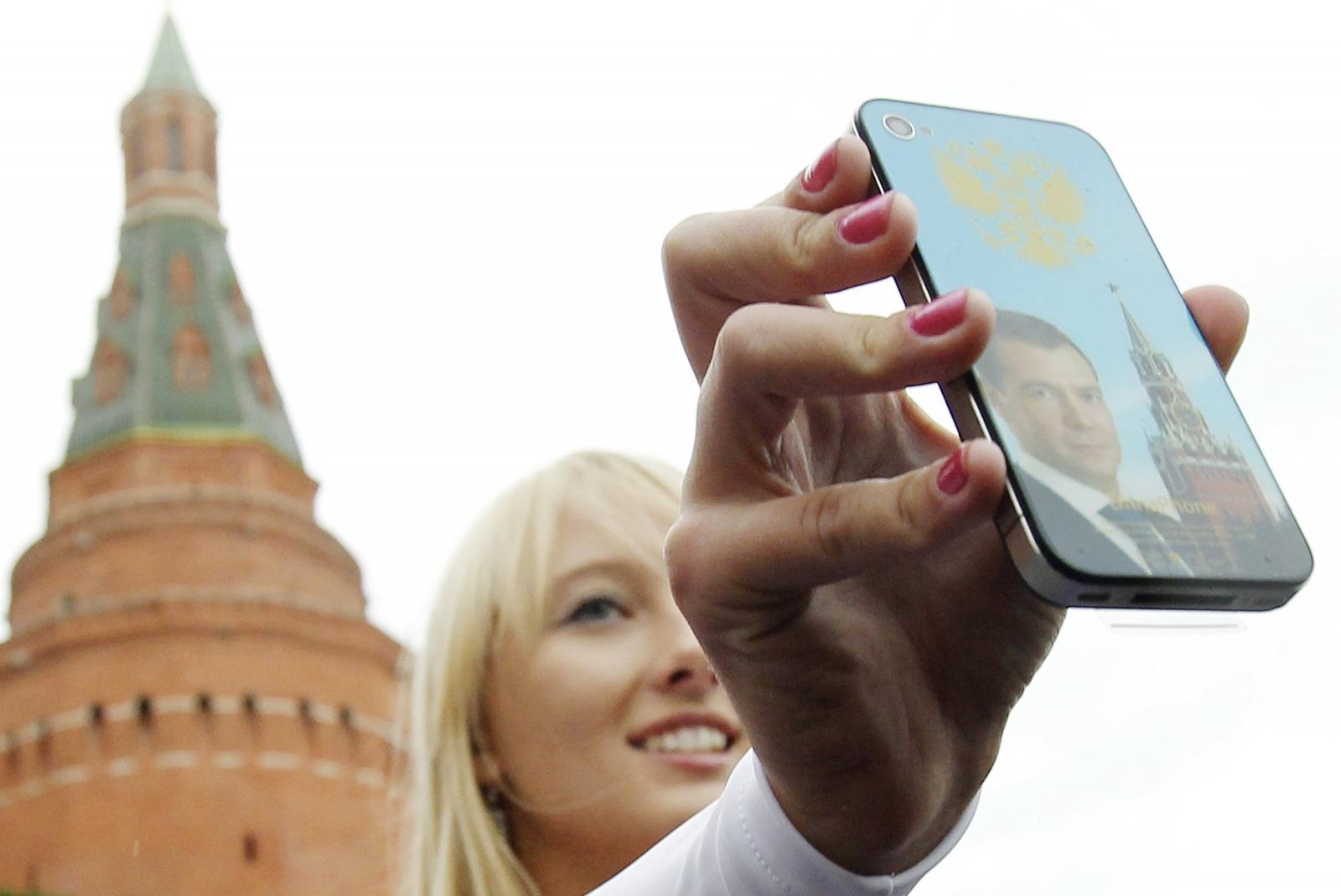 Rusia Susun RUU agar Gawai yang Diimpor Dipasangi Software Tertentu