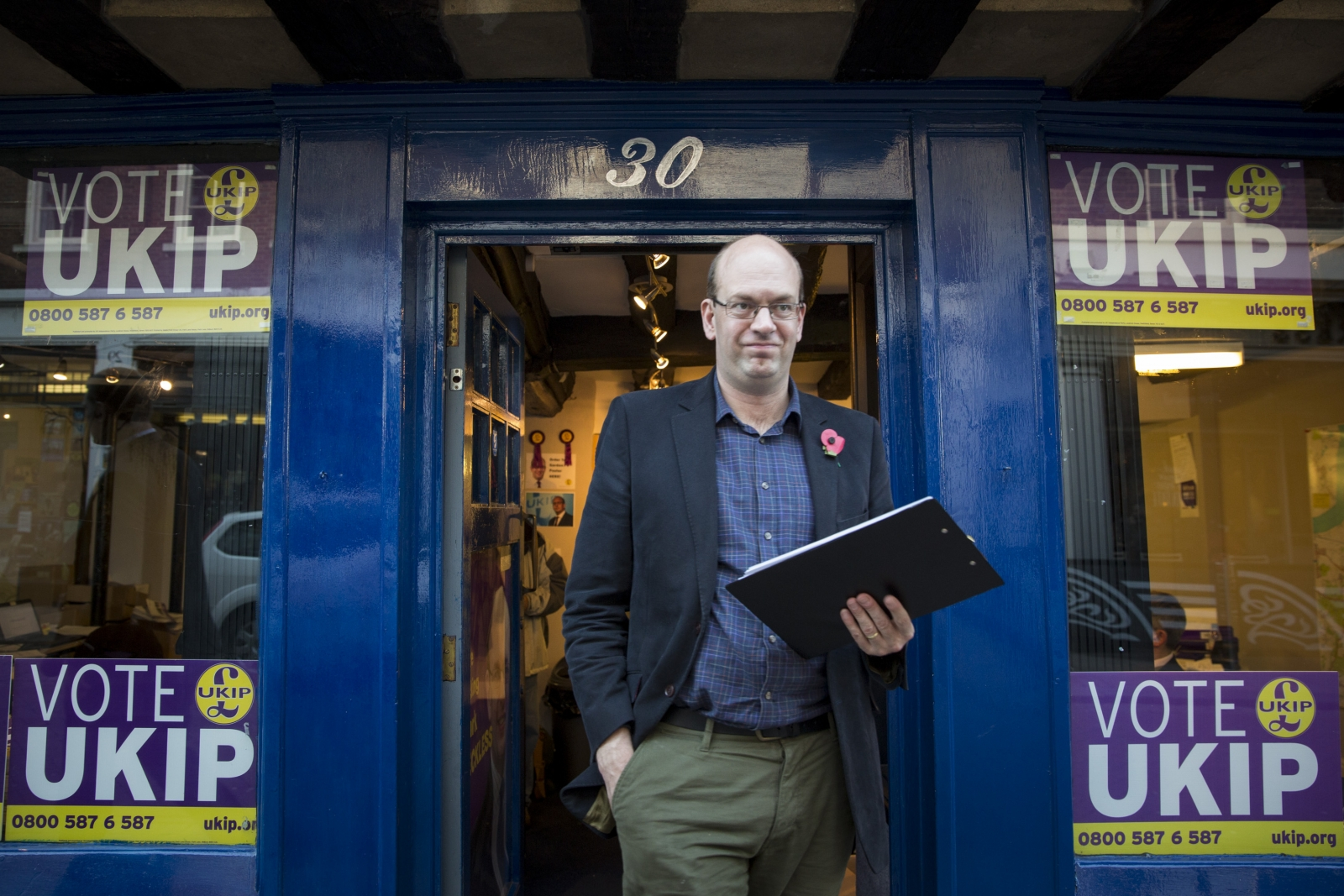Mark Reckless reckons Colonel Gaddafi helped keep uk immigration numbers down