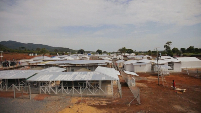Save the Children Opens Specialist Ebola Treatment Centre in Sierra Leone