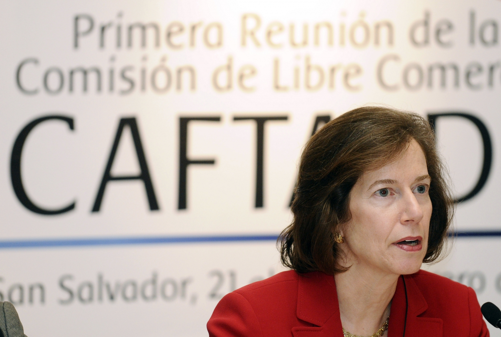 US Deputy Trade Representative Miriam Sapiro