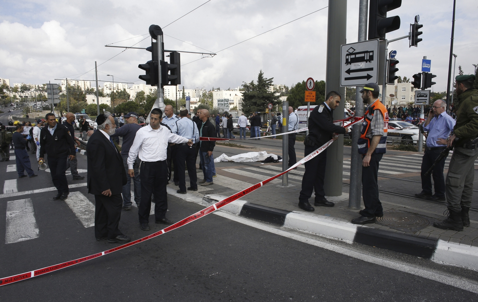 Israel Jerusalem car terror attack