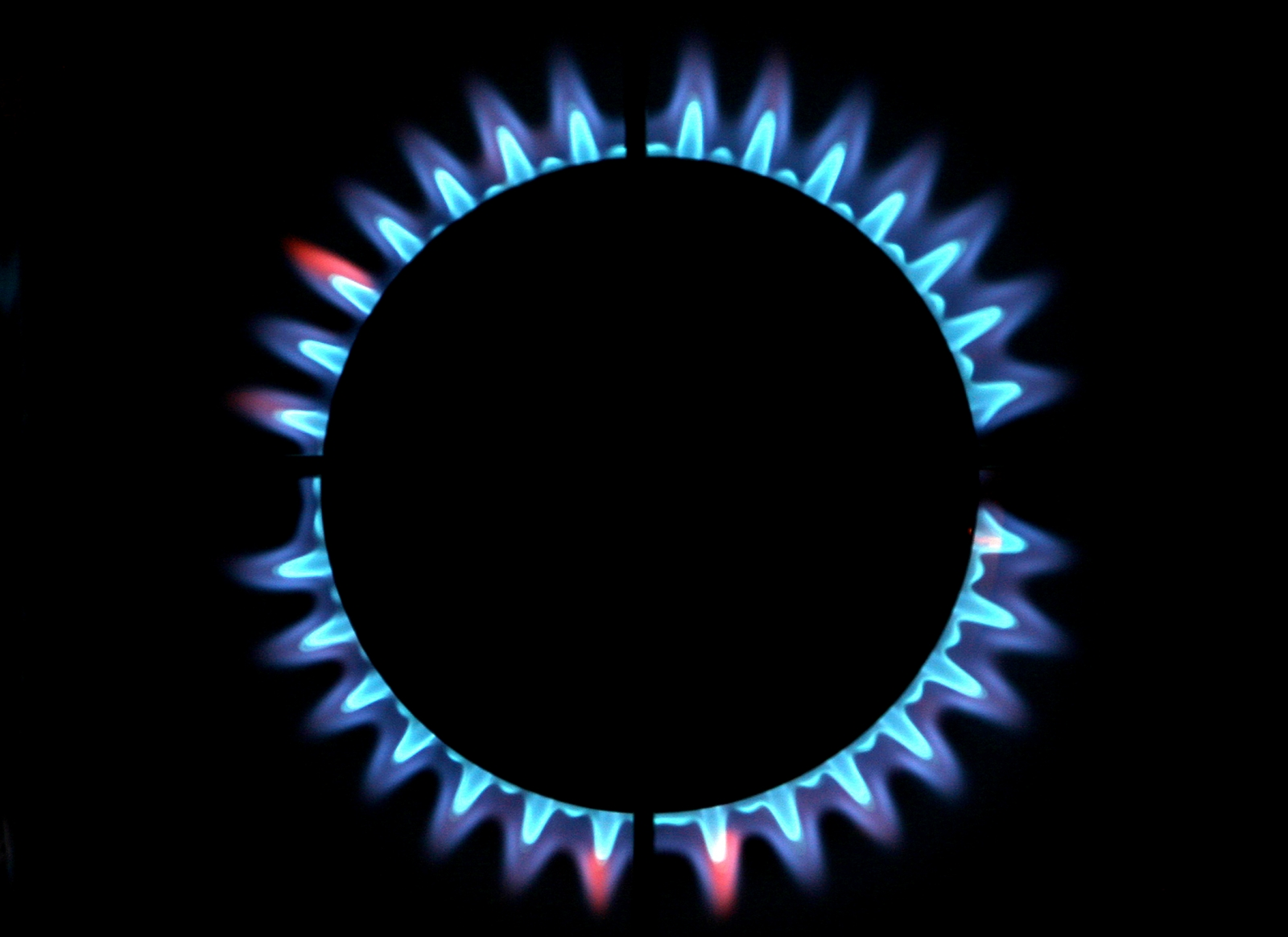 UK gas ring