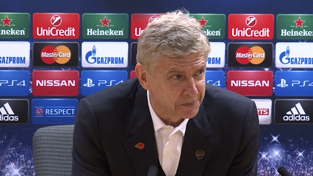 Wenger: We Underestimated and Got Punished
