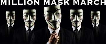 Anonymous Facebook page