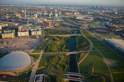 jason hawkes aerial olympic park