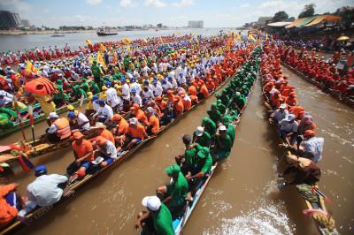 cambodia rowing