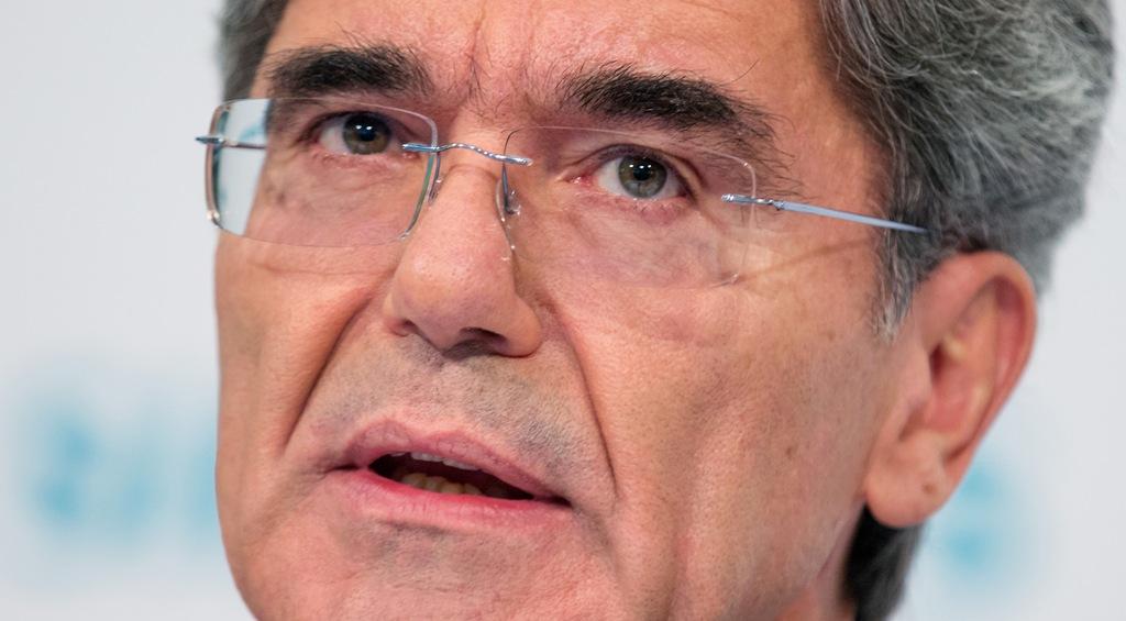 Siemens to Focus On 'Attractive' US as Europe Lags: CEO Joe Kaeser