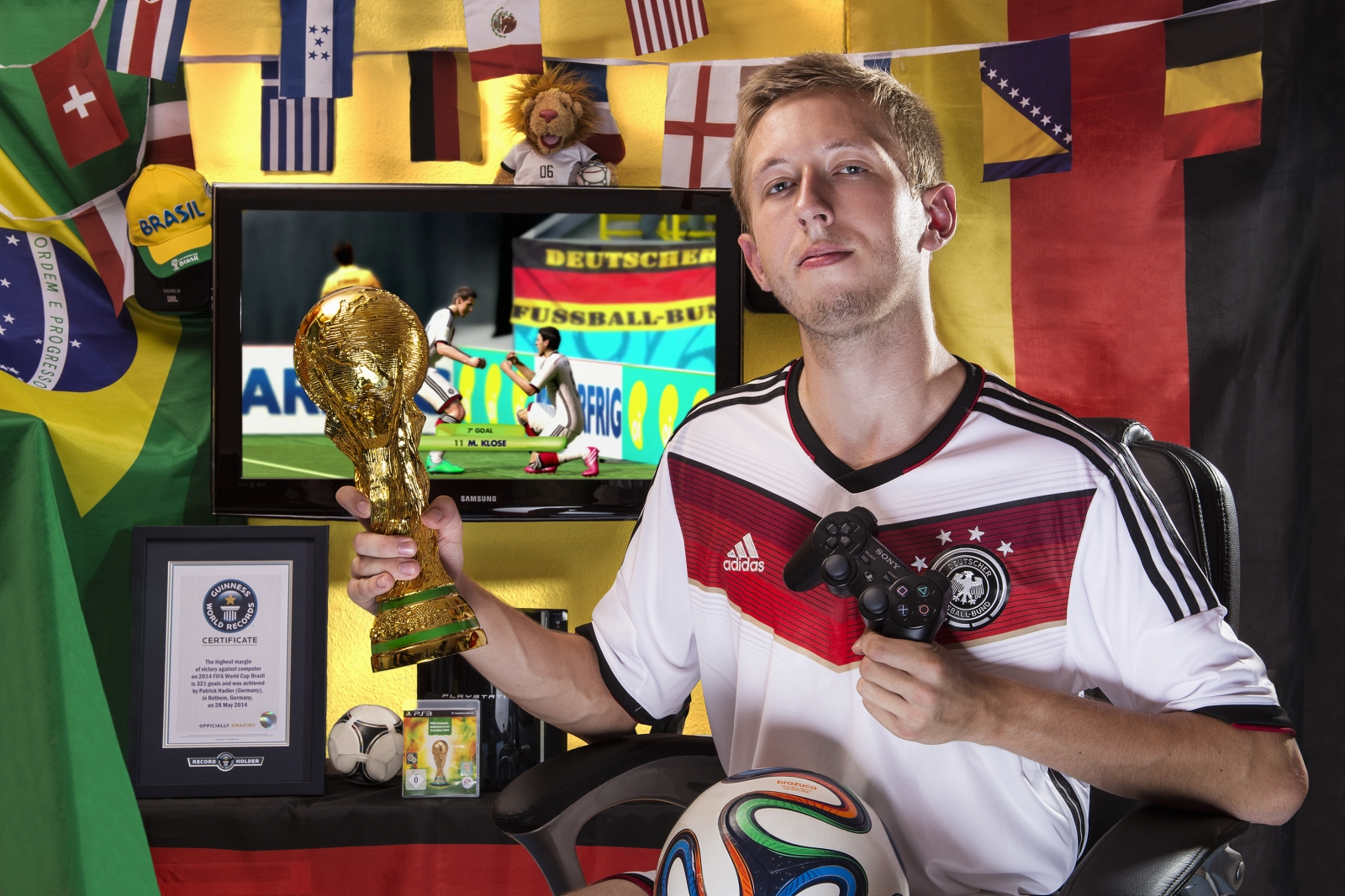 Guinness World Records 2015 Gamer's Edition Revealed