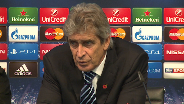 Pellegrini: Red Cards Show City's Lack of Discipline