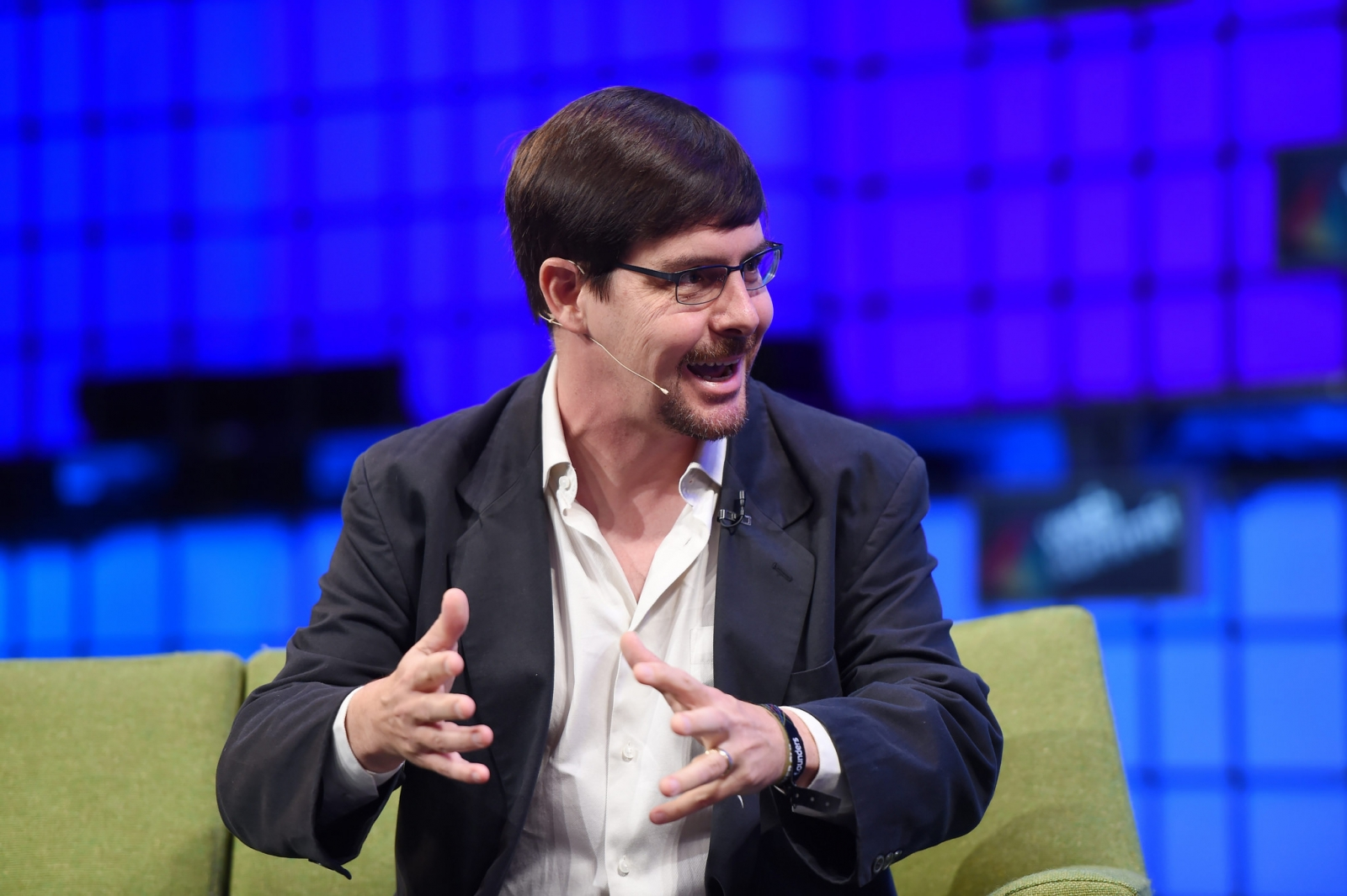 Gavin Andresen Bitcoin Foundation Marijuana Industry