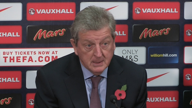 Hodgson Explains New England Squad Additions