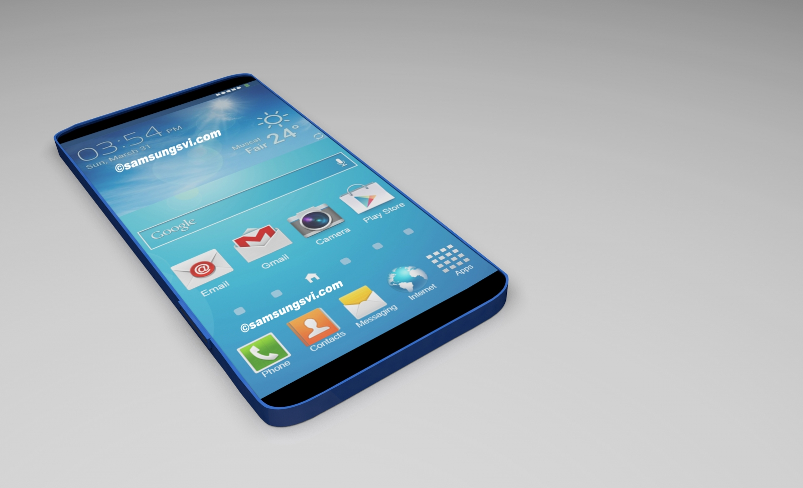 Samsung Galaxy S6 project zero