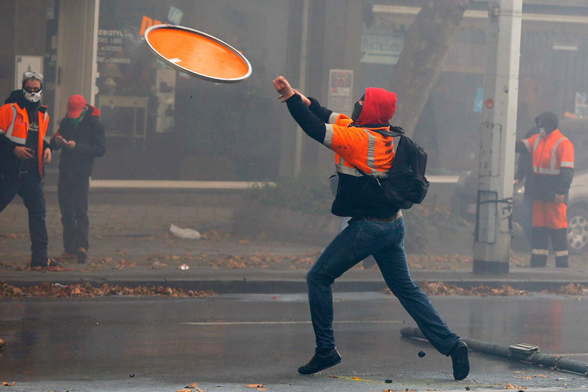 brussels protests