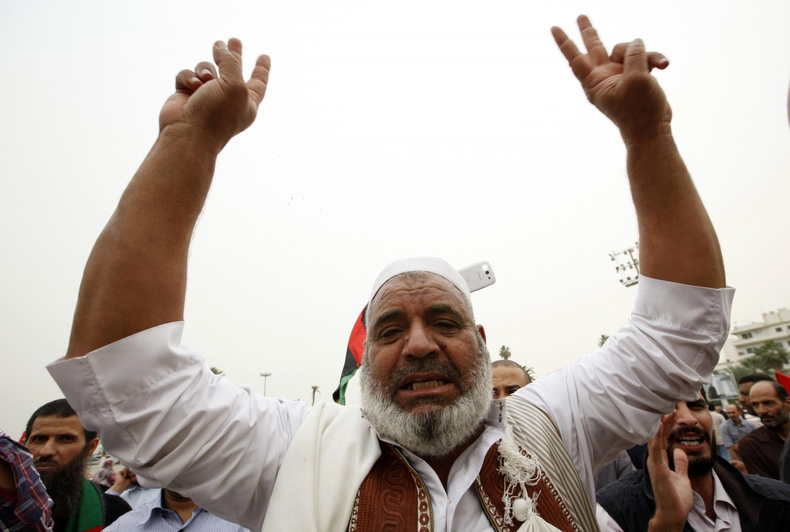 LIBYA COURT
