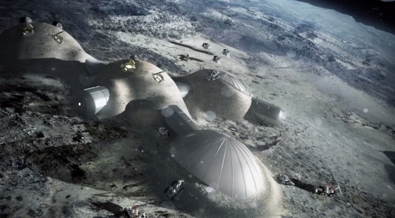 Return to the Moon: ESA to send astronauts to lunar ...