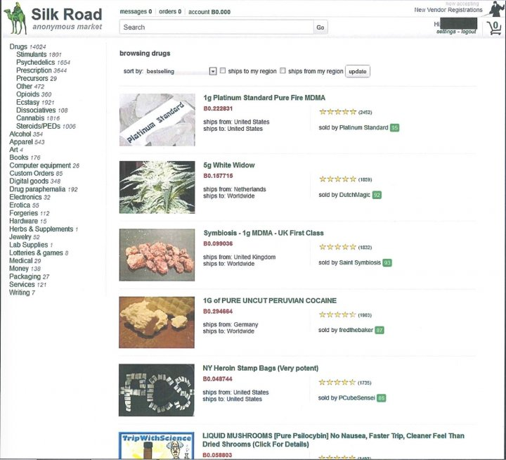 Silk Road 2.0