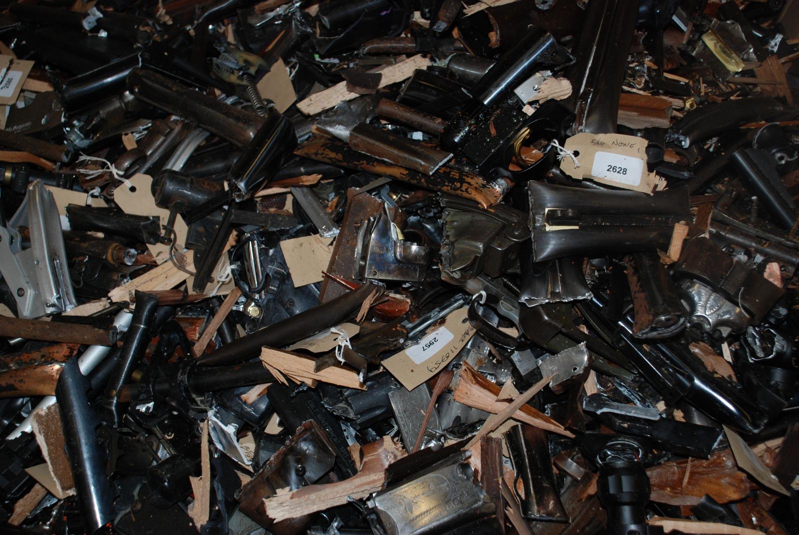 UK gun amnesty