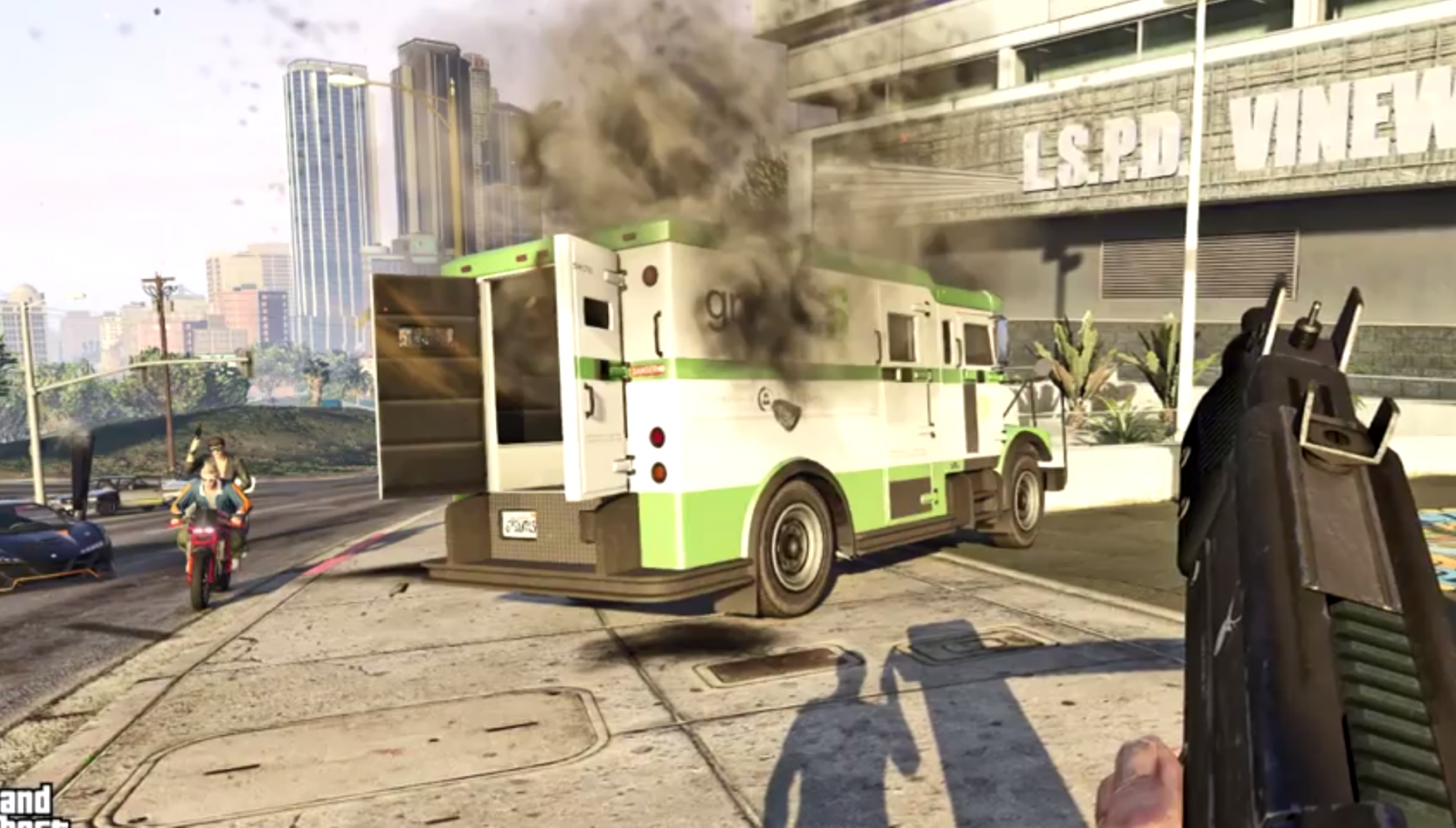 GTA 5 Online: Heist DLC Cops and Robbers Mode Gameplay, New Heist Release Date Explained