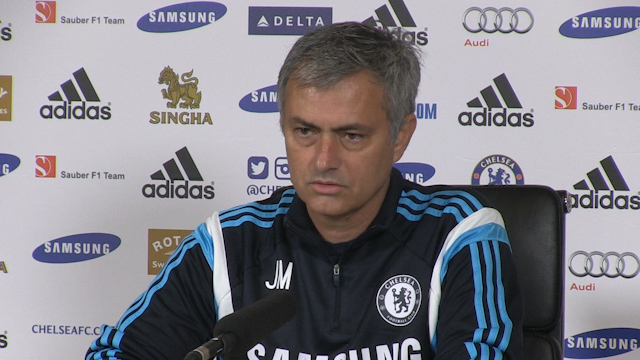 Mourinho: Costa Will Start but I did not Pressure Him