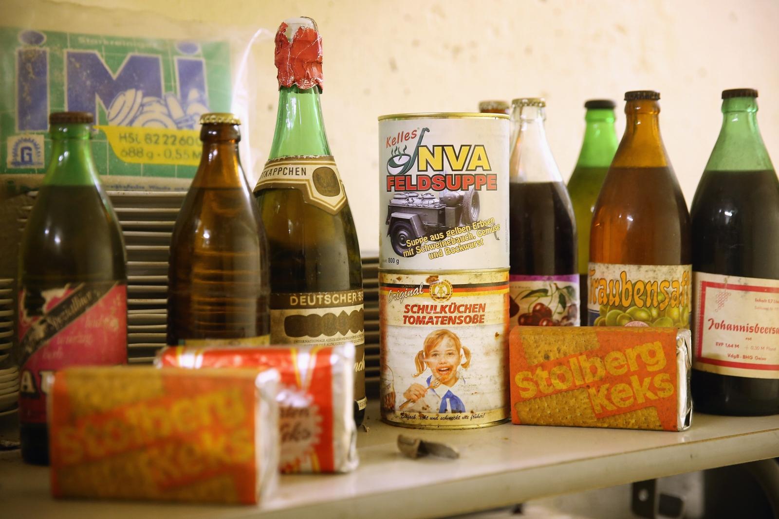 East German Food