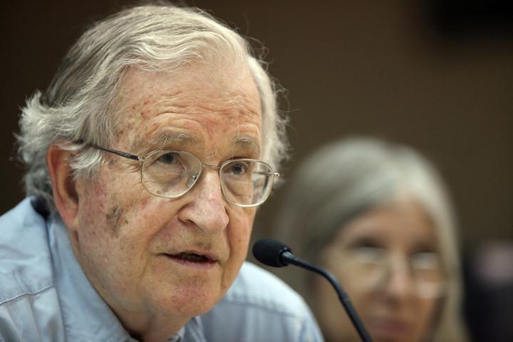 Noam Chomsky (Getty)