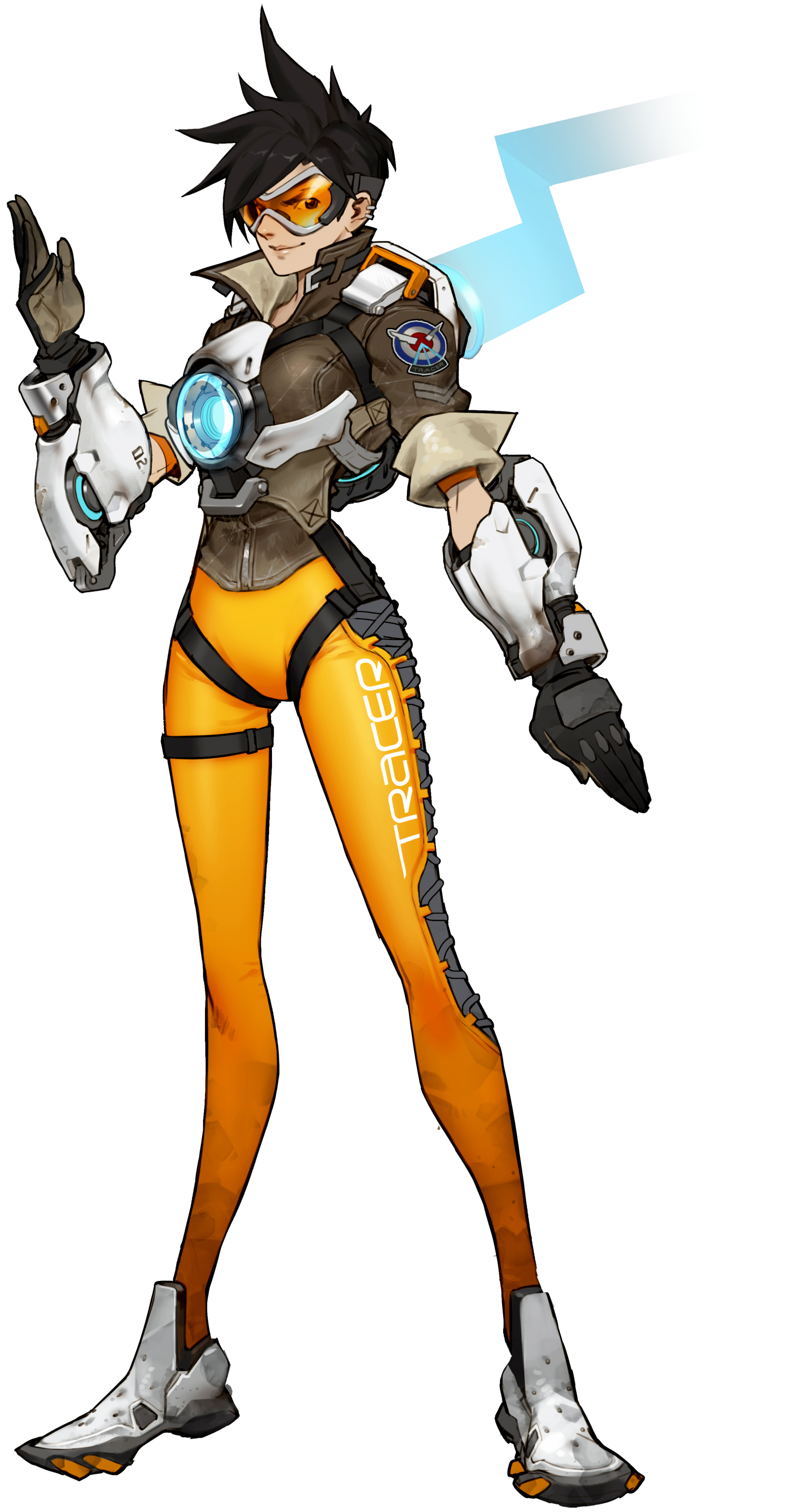 Blizzard Overwatch Characters