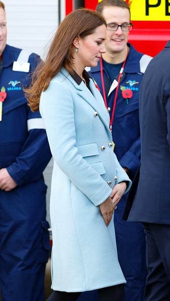 Kate Middleton pregnant