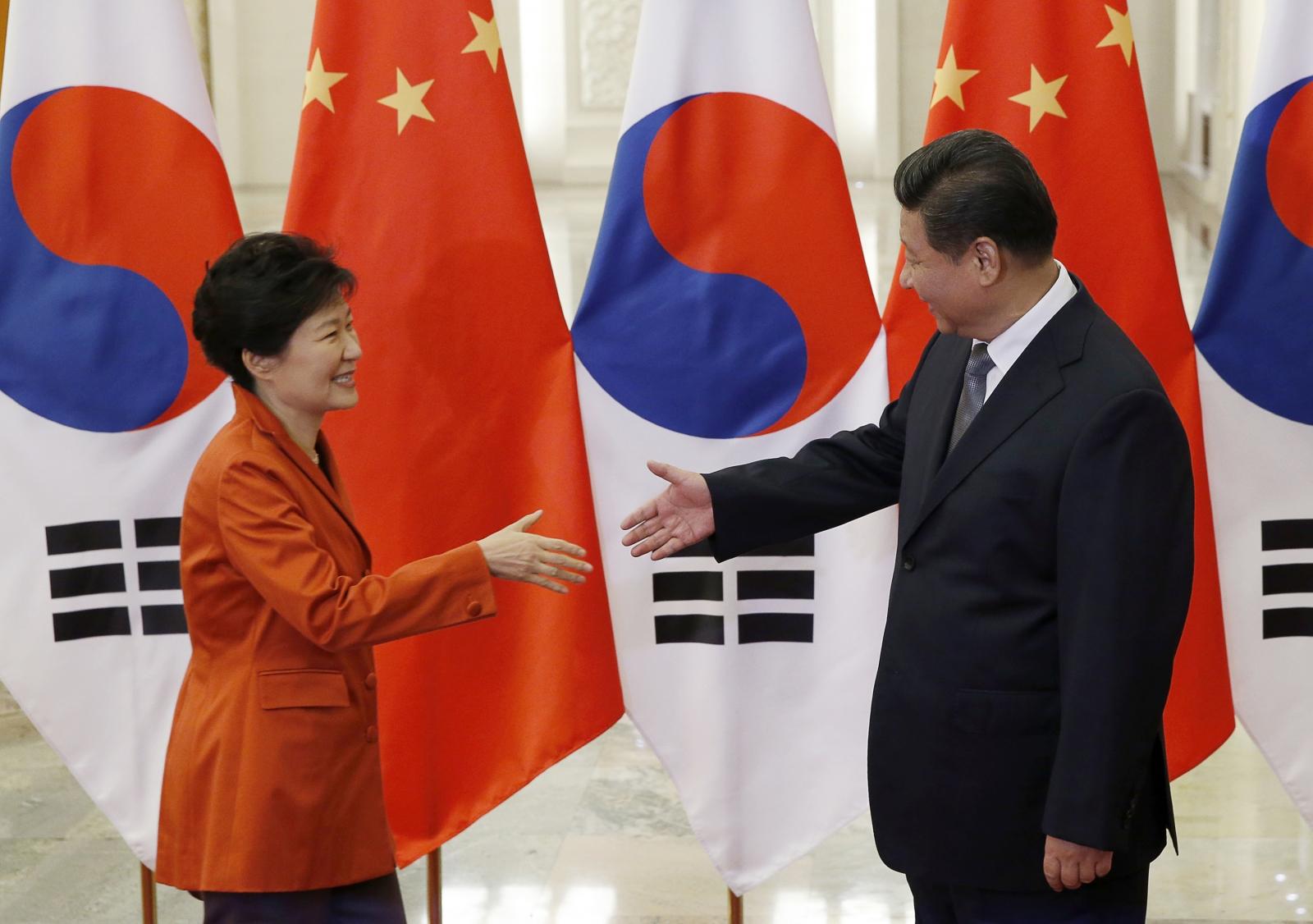 China-SK FTA