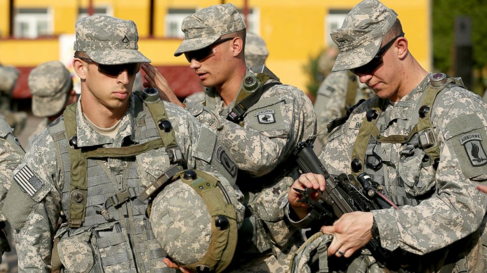 US to Double Troops in Iraq in New Phase of Fight against Isis