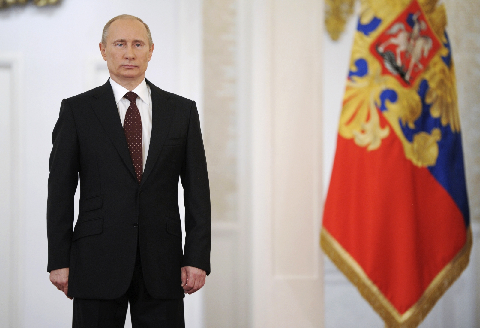 Russian President Vladimir Putin is the most powerful person in the world right now, according to the latest ranking from Forbes.