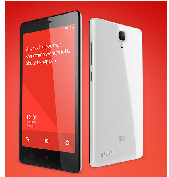 Xiaomi Redmi Note Featuring 4g LTE Support Releasing on 18 November in Asia