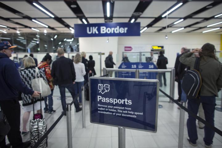 Theresa May has said slashing migrant numbers was not a