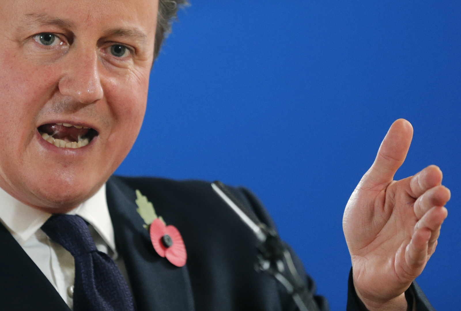 David Cameron, Ed Miliband and Nick Clegg are seeking to reassure business leaders on the EU referendum