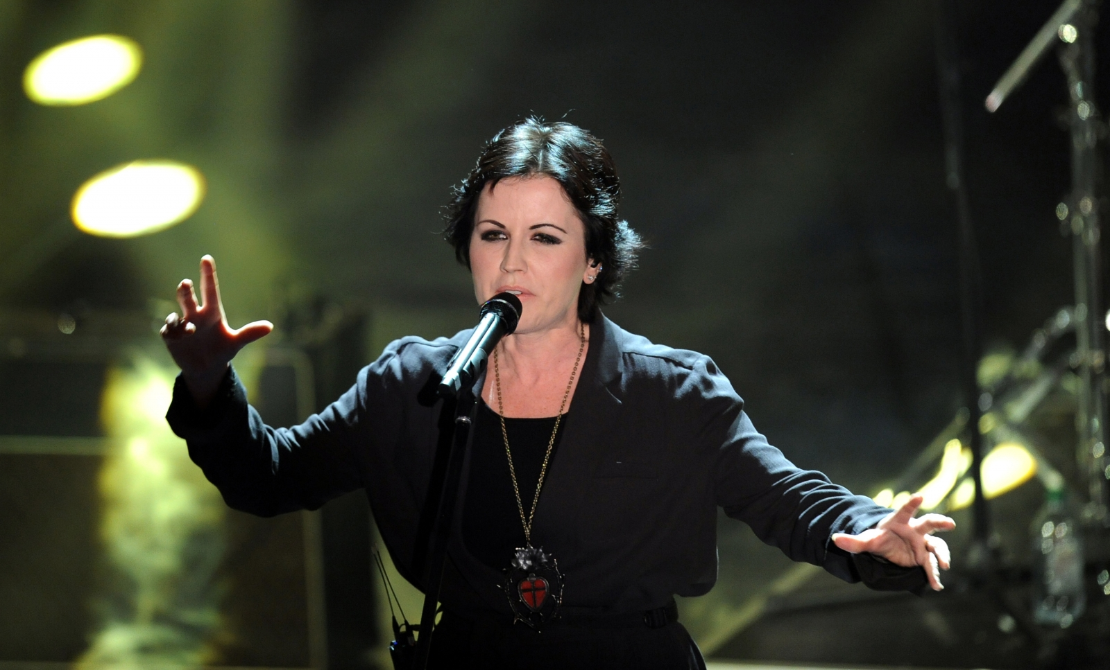 Dolores O'Riordan, Lead Singer of the Cranberries, Dies
