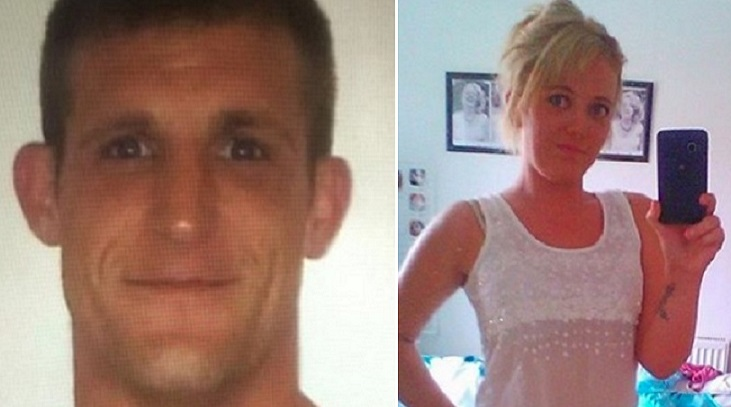 'Cannibal killer' Mattehw Williams (left) who ate Cery Yemm's face during shocking attack