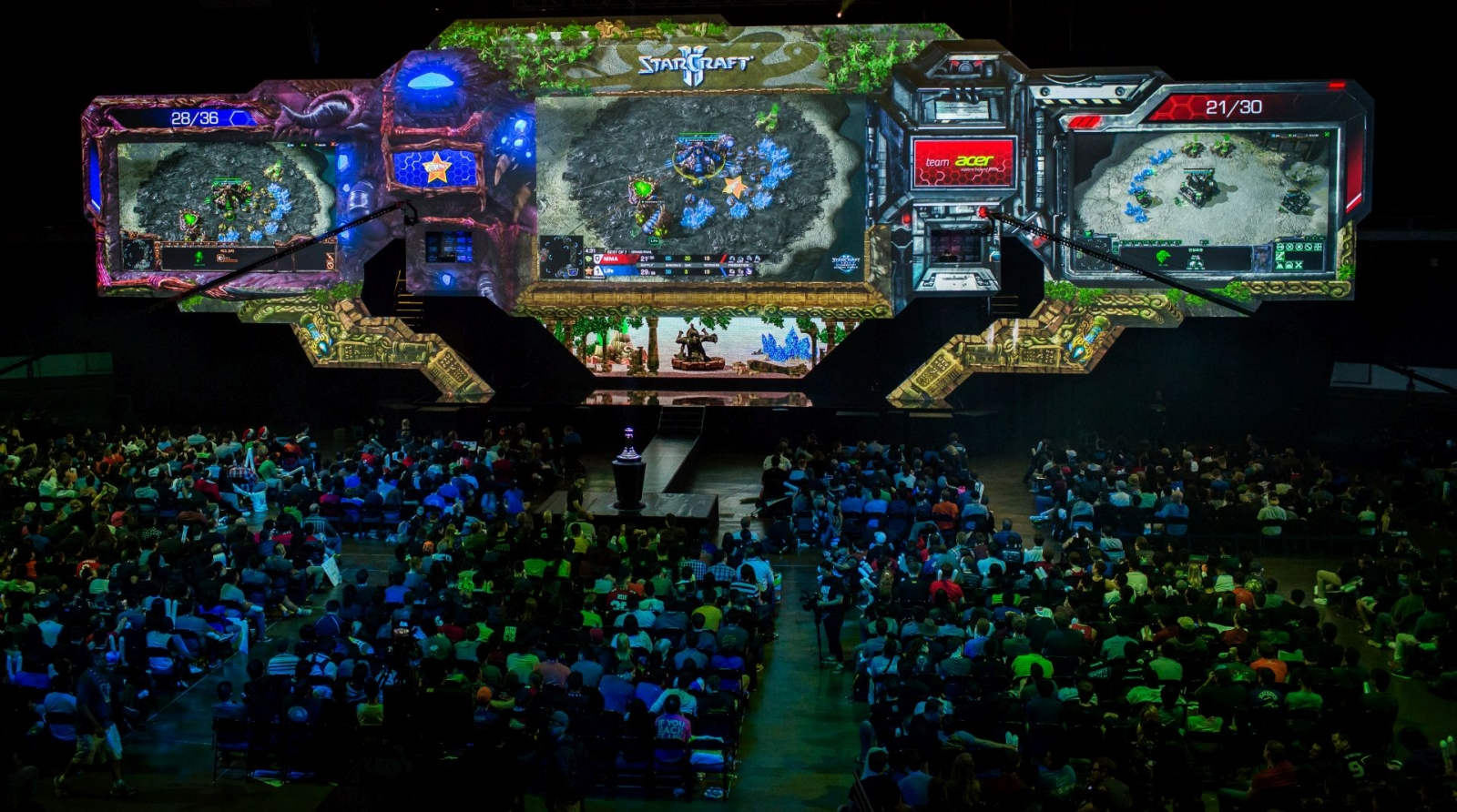 BlizzCon 2014 plays host to the StarCraft 2 World Championship finals