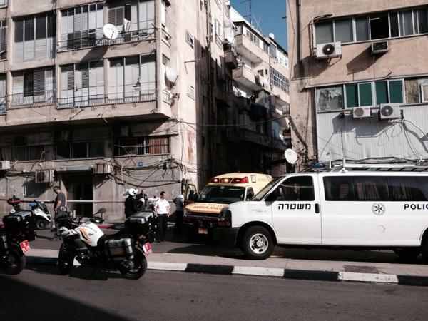 Tel Aviv Attack Israel stabbing Haganah Train Station IDF soldier