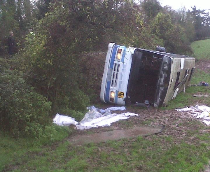 Hereford School Bus