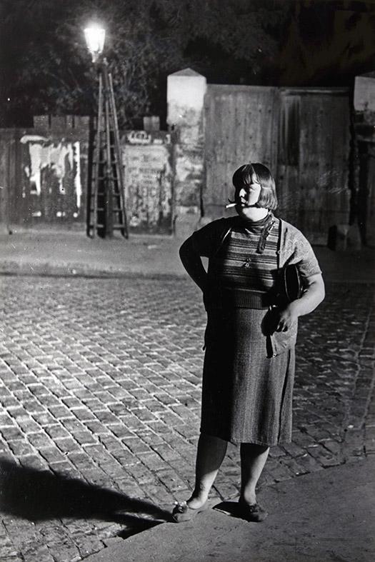 Brassa, Fille de Joie, Quarter DItalie, 1932