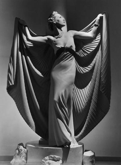 Horst P. Horst, Helen Bennet, Paris, 1936