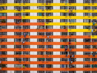 Michael Wolf, Architecture of Density 108