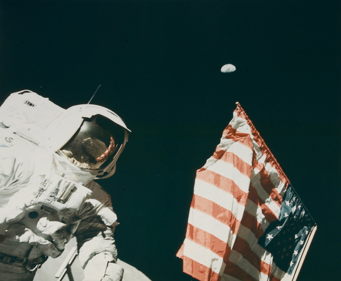 NASA, ITEK Panoramic Camera, Apollo 15 Mission, circa 1971