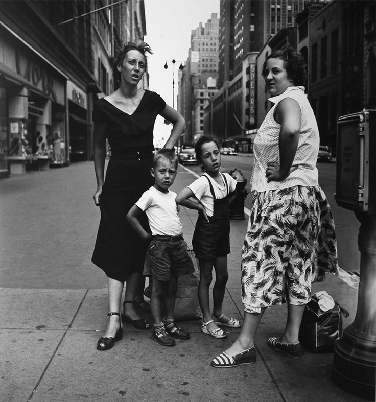 Vivian Maier, Untitled, 1954
