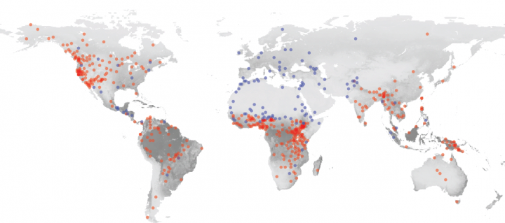 geography of belief