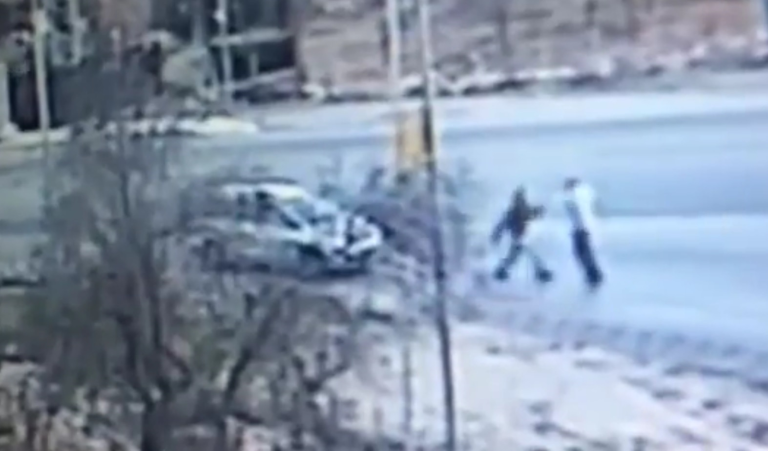 Israel: Shocking Video Shows Palestinian Killing Woman in Gush Etzion Stabbing Attack