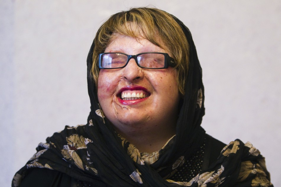 Ameneh Bahrami